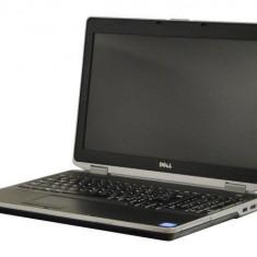 Laptop Dell Latitude E6530, Intel Core i7 Gen 3 3540M 3.0 GHz, 8 GB DDR3, 320 GB HDD SATA, DVDRW, WI-FI, Bluetooth, Card Reader, WebCam, Tastatur, Diagonala ecran: 15