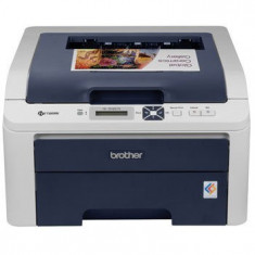 Imprimante second hand color Brother HL-3040CN - Imprimanta laser color