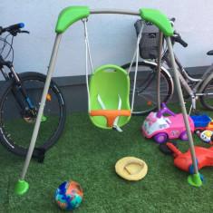 Leagan Altele Bebe cu cadru Trufi Smart, pliabil