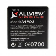 Acumulator Allview A4 you life  nou original, Alt model telefon Allview, Li-ion