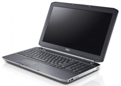 Laptop Dell Latitude E5530, Intel Core i5 Gen 3 3320M 2.6 GHz, 4 GB DDR3, 240 GB SSD NOU, WI-FI, 3G, Bluetooth, WebCam, Tastatura Iluminata, Disp foto
