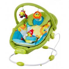 Balansoar muzical copii Baby Mix LCP BR245 039 Green - Balansoar interior
