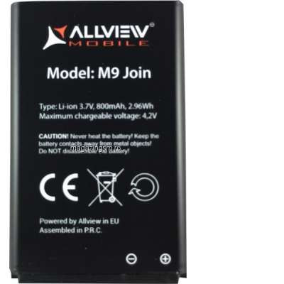 Acumulator Allview M9 Join  original nou foto