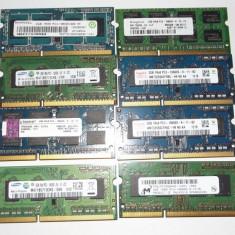 Memorie Ram 2 Gb DDR3 Laptop / 1333 Mhz PC3-10600S (64A) - Memorie RAM laptop