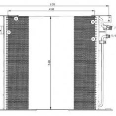 Radiator Aer Conditionat 42210