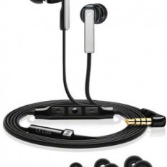 Căști Sennheiser CX 5.00 i BLACK iPhone headset,negru