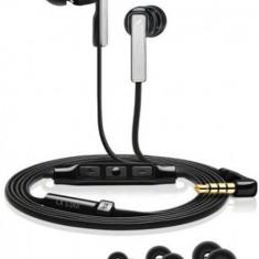 Căști Sennheiser CX 5.00 i BLACK iPhone headset, negru - Casca PC