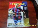 Program      Steaua  -  Gloria  Bistrita