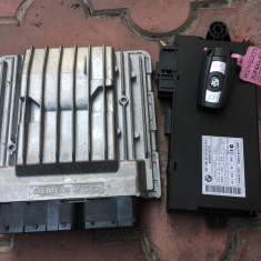 Kit pornire, ECU BMW E90 318i N43 an 2008 - ECU auto, 3 (E90) - [2005 - 2013]