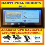 "GPS 2drive 7"" HD 256 ram 8GB AUTO, TAXI, GPS TIR CAMION, HARTI FULL EUROPA 2017, 7 inch, Toata Europa, Lifetime, peste 32 canale, Harta online: 1"