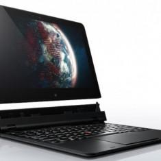 Laptop Lenovo Thinkpad Helix 3702, Intel Core i7 Gen 3 3667U 2.0 GHz, 8 GB DDR3, 256 GB SSD, WI-FI, Bluetooth, 2 x WebCam, Display 11.6inch 1920
