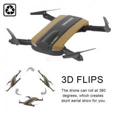 Drona Pliabila - Tracker JXD 523 - Rezistenta/WIFI/Cutie Originala/