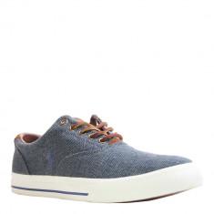 Pantofi sport Ralph Lauren VAUGHN BURLAP masura 42 - Adidasi barbati Ralph Lauren, Culoare: Albastru