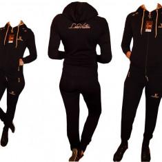 Trening Louis Vuitton pentru dama! - Trening dama, Marime: S, M, L, XL, XXL, Culoare: Negru