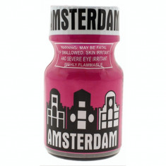 AMSTERDAM POPPERS, 10 ML, SUPER MIROS,AROMA CAMERA  ,POPERS, PRODUS ORIGINAL FR, Afrodisiace