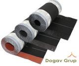 Banda de coama GEOVENT - tigla ceramica / tigla beton