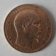 Vand Moneda Aur 20 fr 1854, Europa