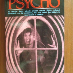 Psycho - Carte Horror