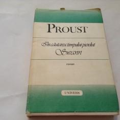 Proust - SWANN { din ' In cautarea timpului pierdut ' } / 1987,R15