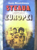 H.ALEXANDRESCU - STEAUA CAMPIOANA EUROPEI