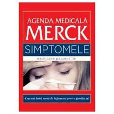 Agenda merck simptome explicate pacientilor
