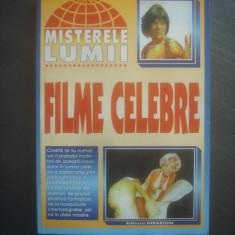 MISTERELE LUMII - FILME CELEBRE - Carte Cinematografie