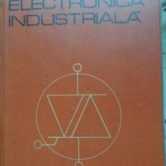 Electronica Industriala Pentru Subingineri - P. Constantin Si Colab., 399910 - Carti Electrotehnica