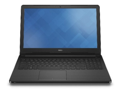 Laptop DELL Vostro 15 3558, Intel Core i5 Gen 5 5200U 2.2 Ghz, 4 GB DDR3, 120 GB SSD NOU, DVDRW, WI-FI, Bluetooth, WebCam, Card Reader, Display 1 foto