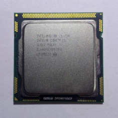 Procesor i5 750 socket 1156 2.66 GHz - Procesor PC Intel, Intel, Intel Core i5, Peste 3.0 GHz