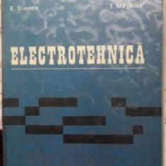 Electrotehnica - E. Simion, T. Maghiar, 399909 - Carti Electrotehnica