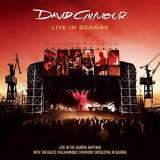 DAVID GILMOUR - LIVE IN GDANSK, 2008, 2 DVD + 2 CD
