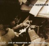 JIMI HENDRIX - LIVE AT WOODSTOCK & ROYAL ALBERT HALL, 2 DVD