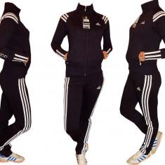 Trening pentru dama 2017. - Trening dama, Marime: S, L, XL, XXL, Culoare: Negru, Bumbac