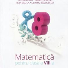 MATEMATICA PENTRU CLASA A VIII PARTEA A II A CLUBUL MATEMATICIENILOR de M. FIANU - Manual scolar all, Clasa 10, All
