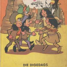 Hannes Hegen - Mosaik. Die digedags am Missouri (benzi desenate, lb. germana) - Reviste benzi desenate Altele