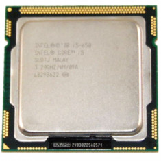 Procesor i5 650 socket 1156 3.2 GHz - Procesor PC Intel, Intel, Intel Core i5, Peste 3.0 GHz