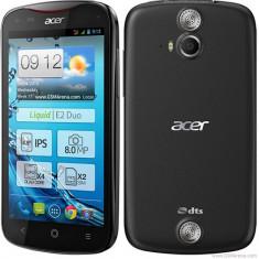 Acer Liquid E2 Necesita schimbare ecran - Telefon mobil Acer, Negru, Neblocat
