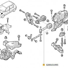 Support Elastic Motor 40416 - Rack server