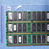 KINGSTON 3x1Gb ddr1 rami PC 2.6V ktm-m50 Perfect fuctionali (R53) - Memorie RAM