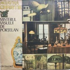 MISTERUL VASULUI DE PORTELAN - Agatha Christie (DISC VINIL) - Muzica soundtrack