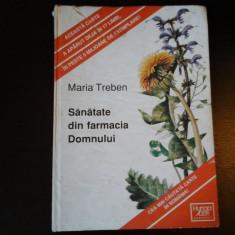 Sanatate din farmacia Domnului - Maria Treben, Editura Hungalibri, 1998, 127 pag