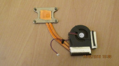 Sistem racire heatsink cooler laptop Lenovo ThinkPad T410 foto