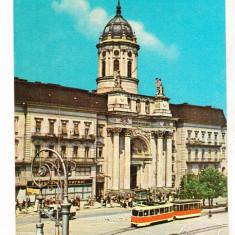 Bnk cp Arad - Biserica catolica - circulata - marca fixa - Carte Postala Crisana dupa 1918, Printata
