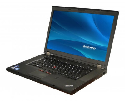 Laptop Lenovo T530, Intel Core i7 3520M 2.9 Ghz, 4 GB DDR3, 320 GB HDD SATA, DVDRW, nVidia NVS 5400M, WIFI, 3G, Bluetooth, WebCam, Card Reader, D foto
