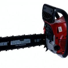 Motofierastrau benzina cu lant 450mm (18) 2200W Raider RD-GCS15, Termic, Raider Power Tools