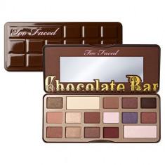 Chocolate Bar Too Faced trusa machiaj ochi paleta farduri pleoape - Fard pleoape