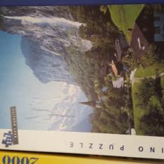 4 cutii Puzzle Altele-uri 2000/ 1500/ 1000/ 500 piese