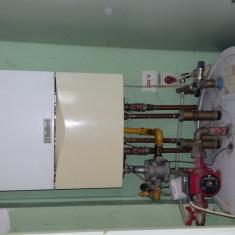 Centrala termica Vaillant, boiler Vaillant, pompa Grundfos