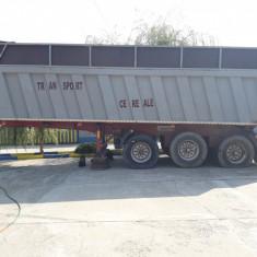 Vand semiremorca basculabila. - Camion