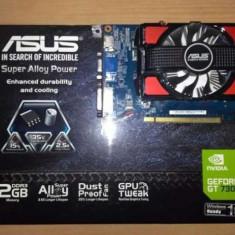 Placa video ASUS GeForce GT 730 2GB DDR3 128-bit - Placa video PC